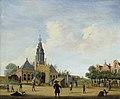 A view of Amsterdam and the Haarlemmerpoort, by Jan Ekels the Elder.jpg