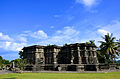 A view of Kedareshwara Temple in Halebidu1.jpg
