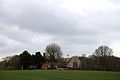 A view towards St Mary's Church from the east, at Tilty, Essex, England.jpg