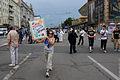 A woman with a placard. (7180817983).jpg