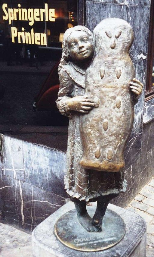 Aachen printen figure