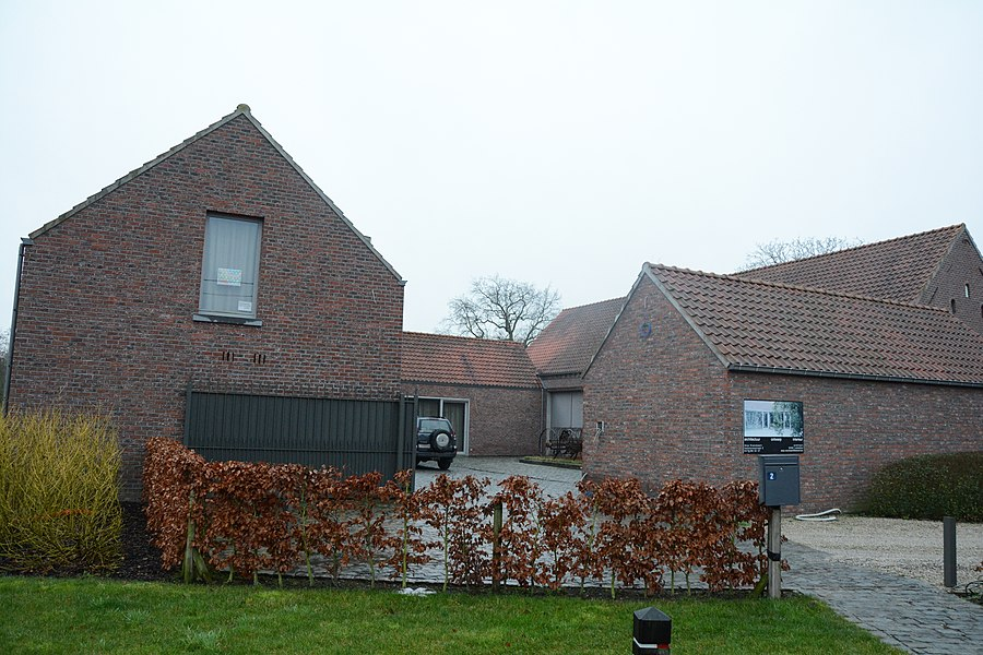 Boerenhuis, Aalstersestraat 2, Lebbeke