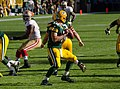 Aaron Rodgers - San Francisco vs Green Bay 2012.jpg