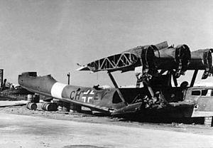 Abandoned Do 24 at Mersa Matruh 1942.jpg