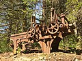 Abandoned Machinery at Jawbone Flats, Willamette National Forest (25338127473).jpg