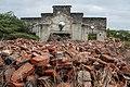 Abandoned church in the former lepers Island, Lake Maracaibo.jpg