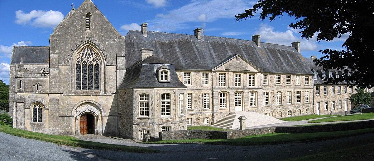Abbaye de saint sauveur le vicomte wikip dia - Piscine saint sauveur le vicomte ...