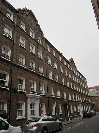 Devil's Acre - The Abbey Orchard Estate, Old Pye Street