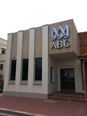 1062 ABC Riverland - ABC Riverland studios