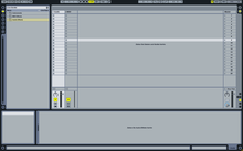 Description de l'image Ableton Live Screenshot.png.