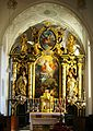 Abteikirche Michaelbeuern-Altar.JPG