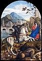 Accademia - San Giorgio e la principessa e il drago - Marco Basaiti - Cat.102.jpg