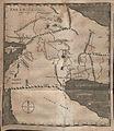 Acta Eruditorum - VII mappe arabia mesopotamia, 1692 – BEIC 13352531.jpg