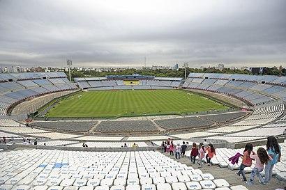 Cómo llegar a Estadio Centenario en transporte público - Sobre el lugar