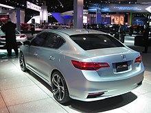 Acura ILX  Wikipdia