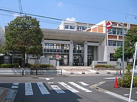 Adachi technical high school