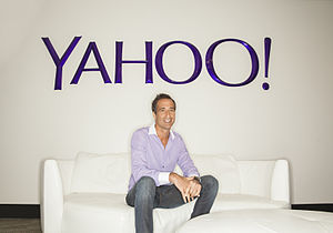 Adam Cahan - Senior Vice President, Mobile and Emerging Products at Yahoo Inc
