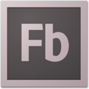 Adobe Flash Builder - Image: Adobe Flash Builder v 4.7 icon