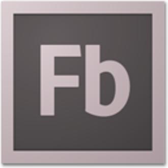Adobe Flash Builder - Image: Adobe Flash Builder v 4.7 icon