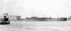 USS Adonis (ARL-4) - USS Adonis (ARL-4)