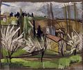 Adrien Bas - Curis au Mont d'Or, pastel sur papier gris (1925).jpg