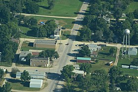 Aerial view of Allen, Kansas 09-04-2013.JPG