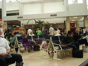Los Cabos International Airport - Terminal 2.