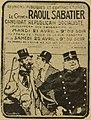 Affiche Sabatier par Poulbot (Excelsior, 1914-04-21).jpg