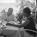 Afhalen van Josephine Baker in Frankrijk Van Stipriaan interview J B, Bestanddeelnr 912-6474.jpg