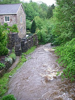 River Clydach, Monmouthshire river in Monmouthshire, United Kingdom