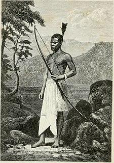 Chuma and Susi loyal servants of explorer David Livingstone