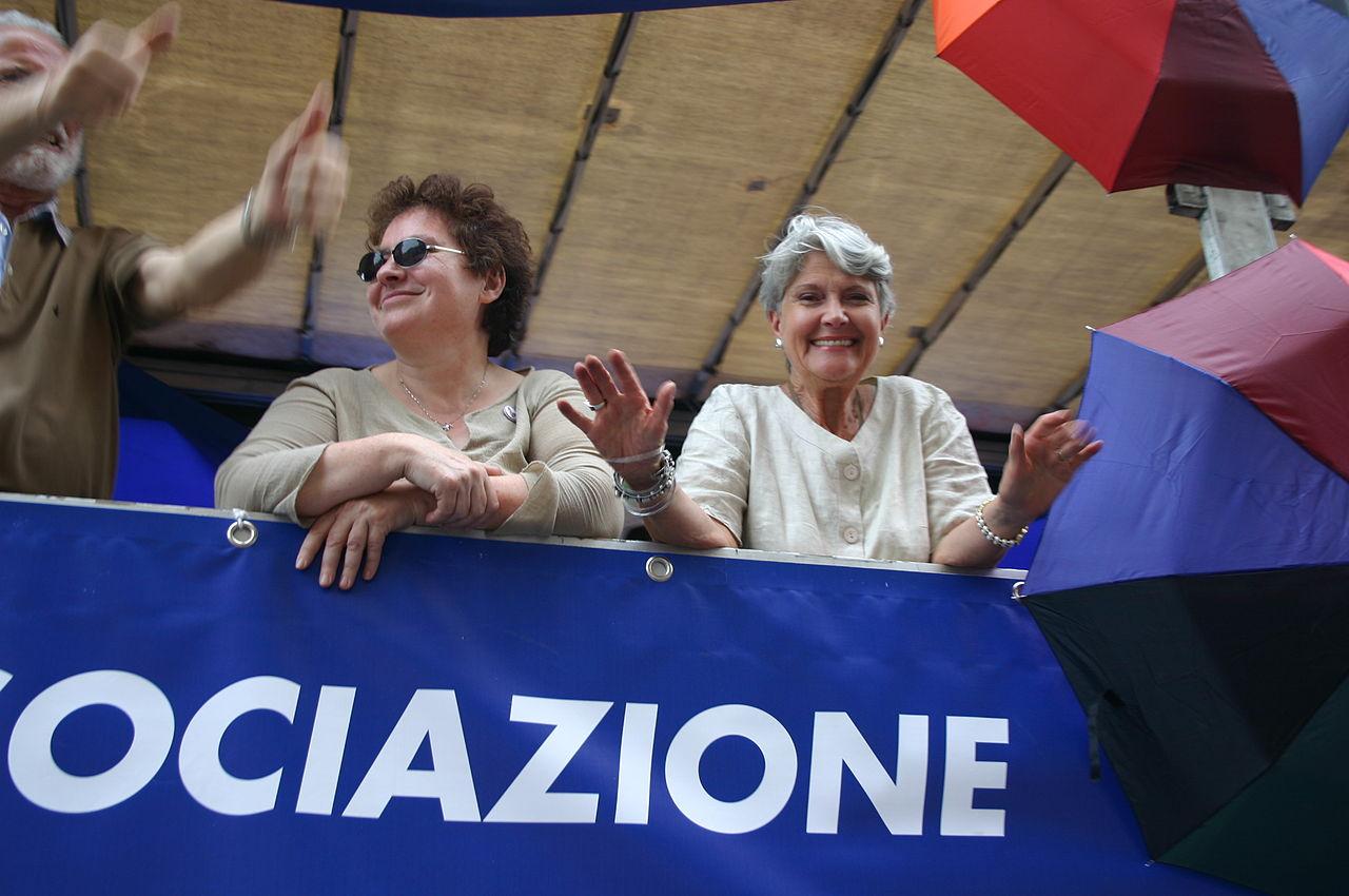 Foto gay pride roma 2007