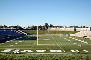 Aggie Stadium (UC Davis) - Image: Aggie Stadium (UC Davis)