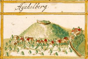 Aichelberg - Aichelberg, 1683