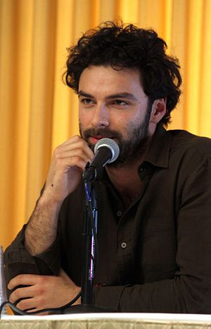 Aidan Turner - Turner in 2013