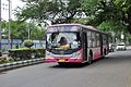 Air-conditioned Public Bus - Salt Lake Cirty - Kolkata 2015-09-14 3471.JPG