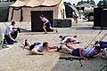 Air Force Reserve Officer Training Corps cadets from various North Carolina universities run through several Field Training Preparatory Exercise scenarios.jpg