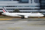 Air France, F-GMZE, Airbus A321-111 (28427461216) (2).jpg