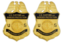 Air and Marine Interdiction Agent badges.png