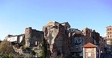Le terme di Caracalla, anche soprannominate