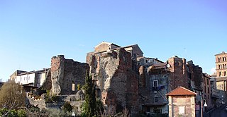 Ancient city of Latium in central Italy