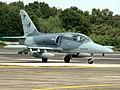 Albatros, Czech Air Force 6049 at Kleine Brogel Air Base, Belgium 2005 pic1.JPG