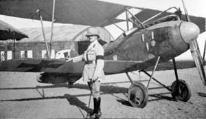 Albatros D III fighter in Palestine 1918.jpg