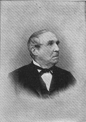 Albert Gallatin Scholfield - Albert Scholfield (1807–1901)
