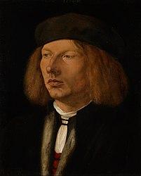 Albrecht Dürer: Burkard von Speyer