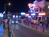 Algarve is also famous for its nightlife.