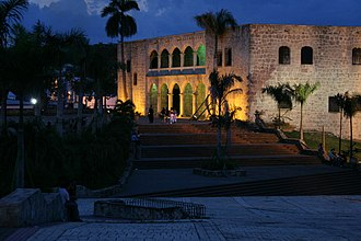 Dominican Republic - The Alcázar of Colón, located in Santo Domingo, is the oldest Viceregal residence in all of the Americas.