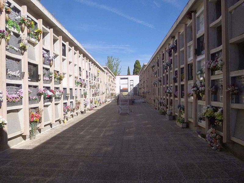 File alcobendas urbanizaci n la moraleja cementerio de - Urbanizacion la moraleja ...