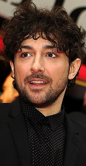 Alex Zane - Alex Zane at The Other Woman London premiere