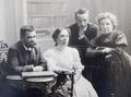 Alexander Sitnikov, Elena Gabel-Sitnikova, Yuri Gabel and Margarita Gabel.png